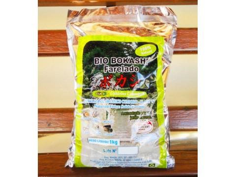 Adubo Organico Bio Bokashi 1 KG